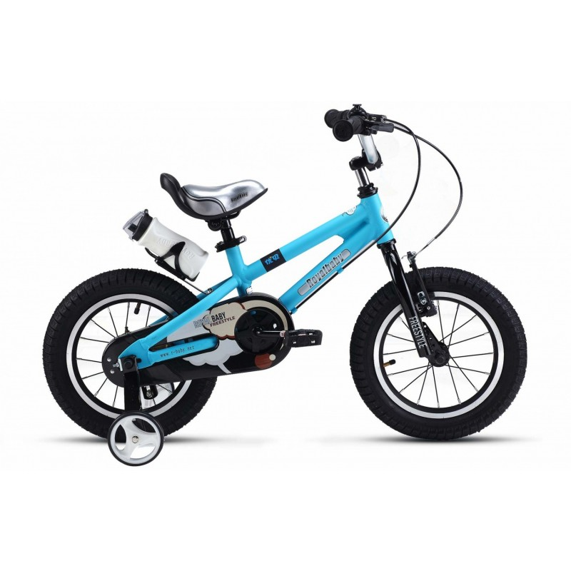 Royal Baby Freestyle Alloy 12 (2018)